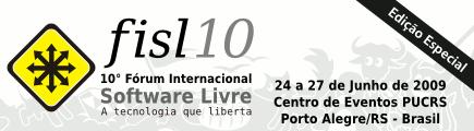 Banner da Fisl 10