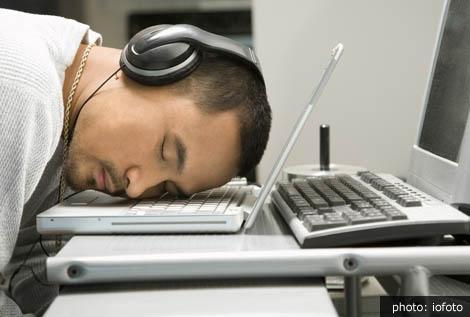 Burnout esgota os profissionais